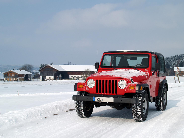 Fotos TJ <<< - Seite 4 - Wrangler TJ Forum - Jeep Forum